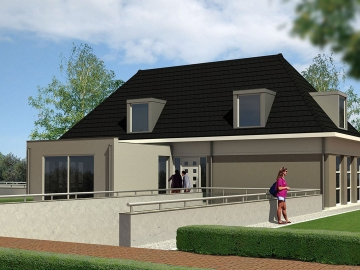 Villa Land van Esscheweg Strijen