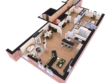 Appartement Oostsingel Goes