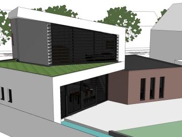Energieneutrale villa Zilverreiger H-I-A